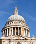 St Pauls Cathedral dome — Stock Photo