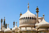 Brighton Royal Pavilion domes — Stock Photo