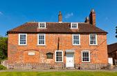 Jane Austens House — Stock Photo