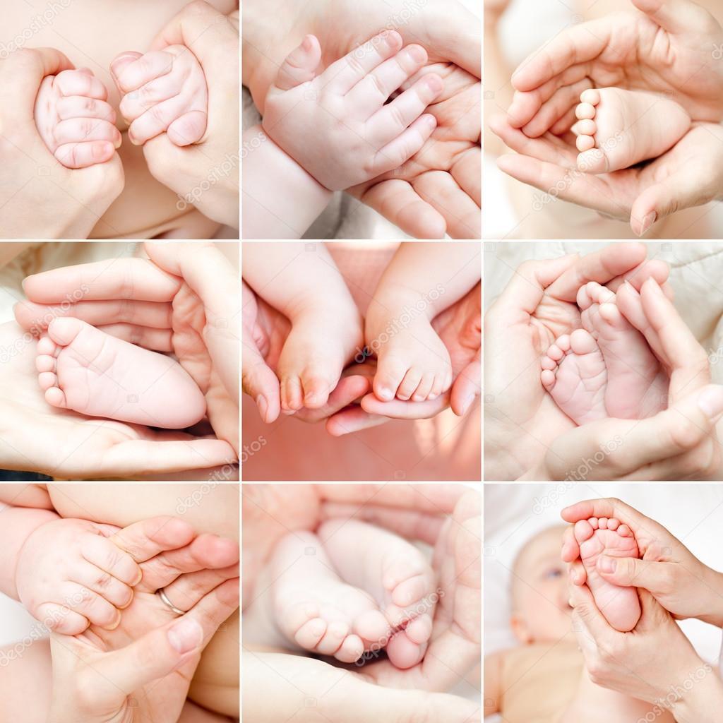 Сладкие ножки мамы 14 фотография