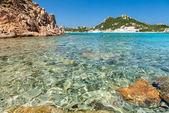 Cala Corsara bay — Stock Photo