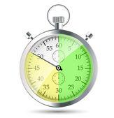 Cronômetro vector illustraion — Vetorial Stock