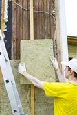 Hard Worker Repairman — Stock Photo