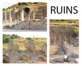 Ephesus Historical Architecture — Stock Photo