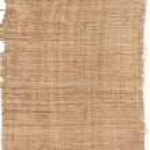 Texture fiber from natural burlap hessian sacking — Stock Photo #14434823