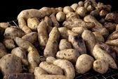 Barbecue potatoes — Foto Stock