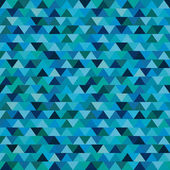 Sameless zig zag triangle pattern on paper texture — 图库照片