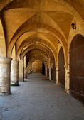 Ancient arches — Stockfoto