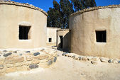 Neolithic age Choirokoitia village — Stock Photo