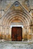 Ancient portal — Stock Photo