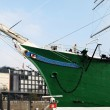 Stock Photo: Hamburg museum ship