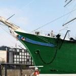 Hamburg museum ship — Stock Photo