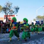 Street carnival — Stock Photo #14283965