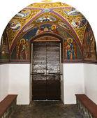 すべての聖人のドア — ストック写真