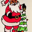 Royalty-Free Stock Photo: Santa Claus illustration