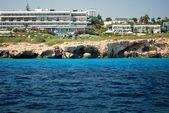 Costa mediterranea — Foto Stock