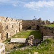 Courtyard on historic Othello Castle — Stockfoto