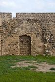 Väggar av historiska othello slott — Stockfoto