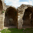Ruins of St George of the Greeks Church — Lizenzfreies Foto