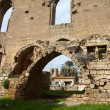 Ruins of St George of the Greeks Church — Stock Photo