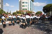 Street carnival — Stock Photo