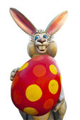 Ester rabbit — Stock Photo