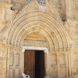 Stock Photo: Ancient St SophiCathedral which now is Selimiye Mosque, North Cyprus