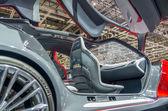 Ford Evos at 82nd Geneva Motor Show 33 — Stock Photo