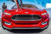 Ford Evos at 82nd Geneva Motor Show 34 — Foto Stock