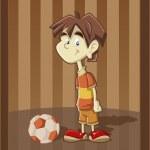 Cartoon boy — Stock Vector #13654961