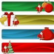 Santa Claus — Stock Vector #13750413