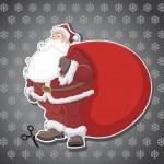 Santa Claus — Stock Vector #13750495