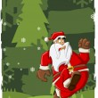 Santa Claus — Stock Vector #13819260