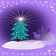 Christmas Tree — Stock Photo #17844663