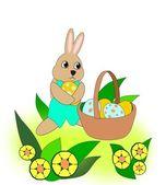 Easter Bunny — Стоковое фото