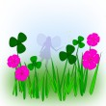 Flower Fairy — Stock Photo