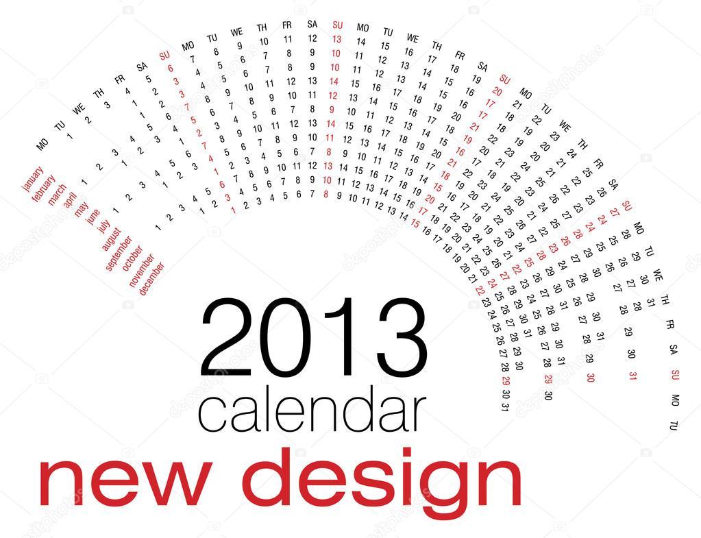 Calendario 2013 personalizado com foto 58