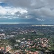 Panoramic view of San-Marino — Stock Photo #21877095
