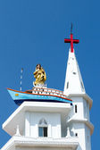 Our Lady of Good Voyage Church, Kottappuram, Vizhinjam — Photo