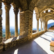 Mystical Mystras, PanayiPantanassmonastery — Stock Photo #13697630