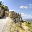 Stock Photo: Mycenae gate, Greece