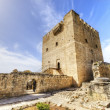 Stock Photo: Medieval castle of Kolossi, Limassol, Cyprus