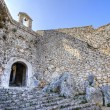Palamidi castle in Nafplio, Greece — Stock Photo