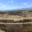 Ancient site of Mycenae, Greece — Stock Photo