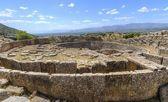 Ancient site of Mycenae, Greece — Stock Photo