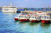 Bellissima isola greca, spetses — Foto Stock