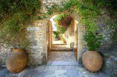 Panayia Pantanassa monastery, Mystras, Greece — Stock Photo