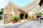 Staré tržiště, byblos, Libanon — Stock fotografie