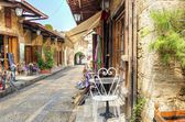Pedestrian souk, Byblos, Lebanon — Stock Photo