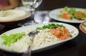 Lebanese dish — Stock Photo
